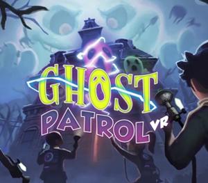 Ghost Patrol, creepy and cute